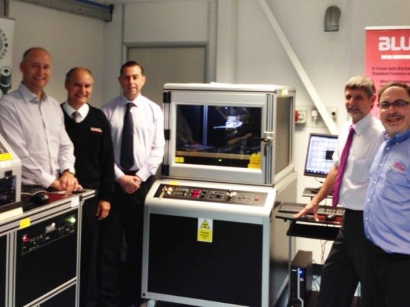 Glenbrook's UK Representative is Now Blundell Production Equipment