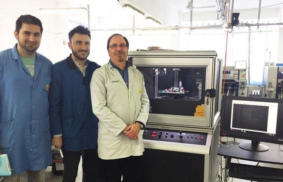 Glenbrook Installs an X-ray System in Romania