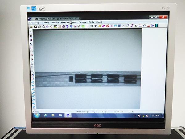 10-micron MicroTech™ x-ray source